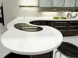 Corian furniture and thermoforming in Madrid